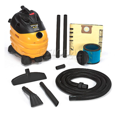 10-GAL CANISTER VACUUM SYSTEM